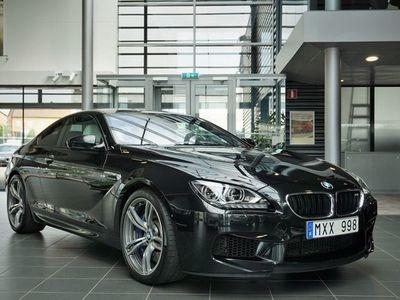 begagnad BMW M6 Coupe DCT 560Hk Sv-Såld