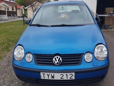 begagnad VW Polo 5-dörrar Comfort