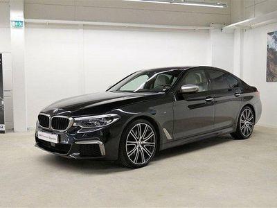 begagnad BMW M550 d xDrive Sedan Ultimate Edition
