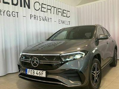 begagnad Mercedes 250 - Benz EQAAMG FÖRARASSISTANSPAKET PANORAMA DEMOBIL