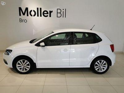 używany VW Polo 5-dörrar 1.2 TSI BlueMotion Euro 6 90hk