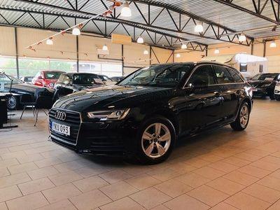 begagnad Audi A4 Avant 2.0 TDI Proline Krok Värmare 2017, Personbil 189 000 kr