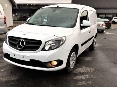 begagnad Mercedes Citan 109 - BenzCDI Välutrustad LAGERRENSNING!