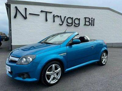 begagnad Opel Tigra NYBESIKTIGAD NYSERVAD !