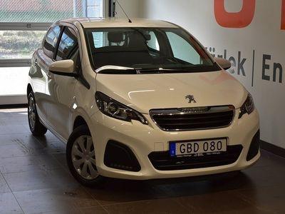 begagnad Peugeot 108 Active 1,0 PureTech 68hk 5D - DEMO