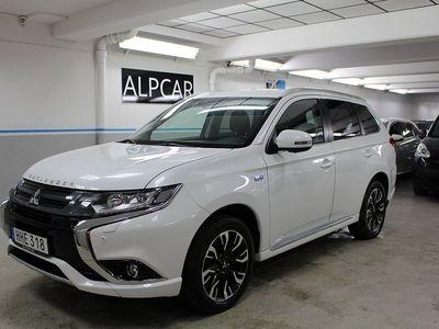 brugt Mitsubishi Outlander P-HEV BUSINESS NAV DRAG