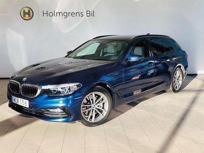begagnad BMW 530 i xDrive Sportline Navi Skinn Rattvärm