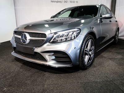 usata Mercedes C220 D 4-MATIC KOMBI AMG LINE/Demobil