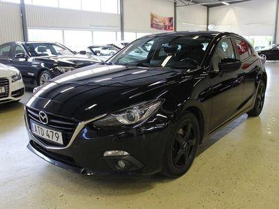 begagnad Mazda 3 Sport 2.0 SKYACTIV-D AUT NAVI 120hk