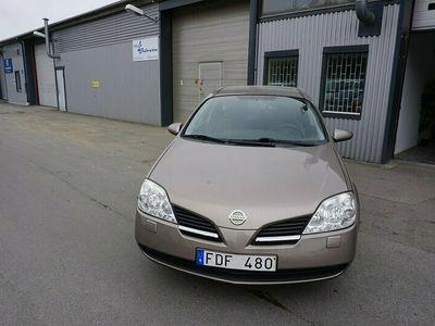 begagnad Nissan Primera Traveller 1.6 2006, Kombi Pris 19 900 kr