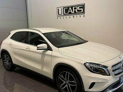 begagnad Mercedes 200 GLA BenzCDI 7G-Backkamera 2014, Halvkombi Pris 205 900 kr