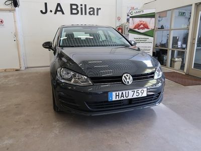 begagnad VW Golf 5-dörrar 1.4 TSI MultiFuel Style Euro 6 125hk