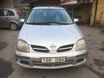 used Nissan Almera Tino 1.8 (114hk) Besiktigad