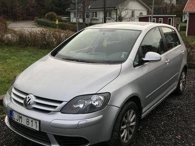 begagnad VW Golf Plus 1,6