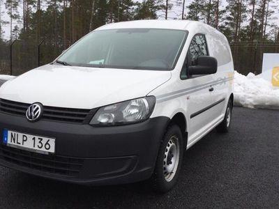 begagnad VW Caddy Maxi Life VW Caddy 1.6 TDI Maxi Skåp 2014, Personbil 55 000 kr - 70 000 kr