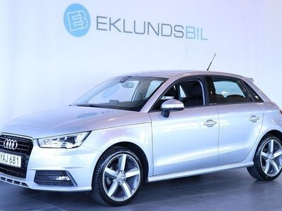 gebraucht Audi A1 Sportback 1.0 Sports Edition S-line (95hk)