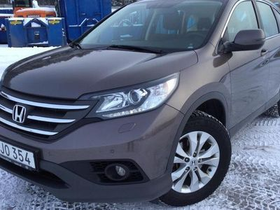 begagnad Honda CR-V 2.2 i-DTEC 4WD 2014, SUV 115 000 kr - 135 000 kr