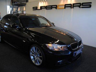 begagnad BMW 320 D LCI Sedan M-sportpaket Sv-såld