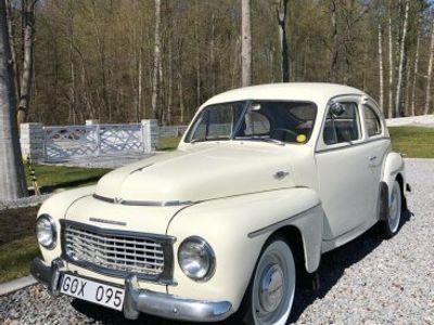 brugt Volvo PV444 KS California 1956