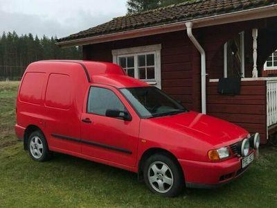 begagnad VW Caddy SKÅP 1,4 16V