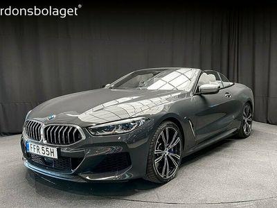 begagnad BMW 850 Mi xDrive Cabriolet Night Vision SPEC 2019, Sportkupé Pris 949 000 kr
