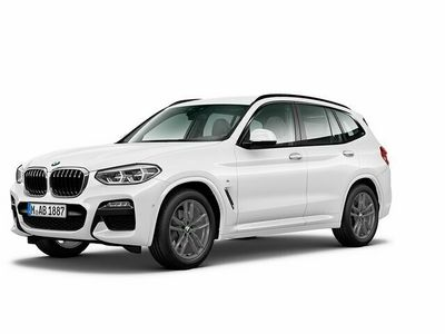 begagnad BMW X3 xDrive 20d Steptronic M Sport Connected Drag