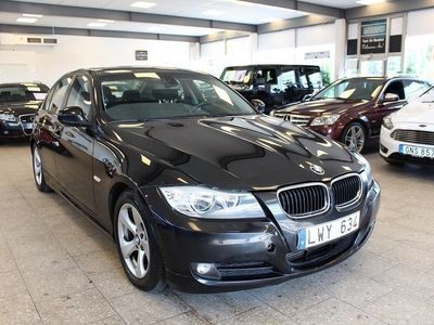 begagnad BMW 320 d EfficientDynamics Edition Sedan Com -11