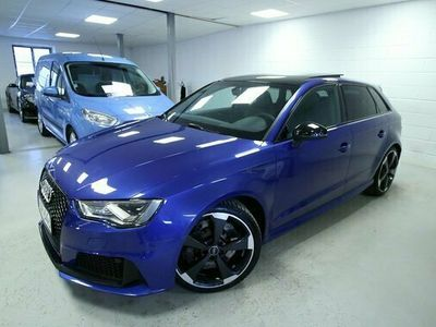 begagnad Audi RS3 2.5 TFSI quattro 367hk Panorama välutrustad! B&O