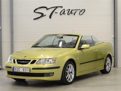 brugt Saab 9-3 Cabriolet
