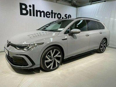 begagnad VW Golf Sportscombi R-Line eTSI 150 hk DSG