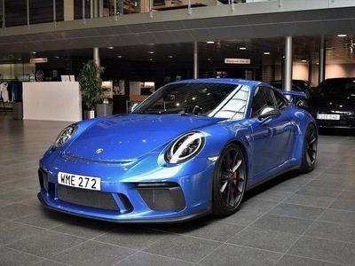 begagnad Porsche 911 GT3 4.0 500hk
