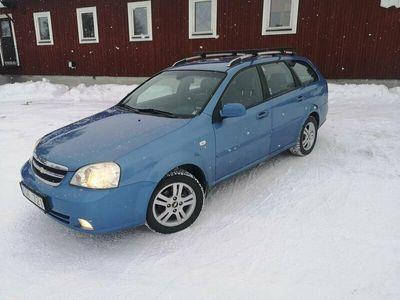 begagnad Chevrolet Nubira SW 1.6