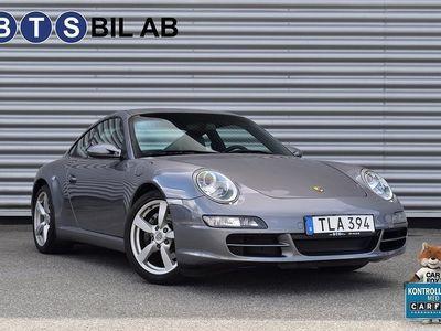 gebraucht Porsche 911 Carrera 997 3.6 SportChrono 2005, Sportkupé 379 900 kr