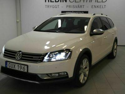 begagnad VW Passat ALLTRACk 4Motoion