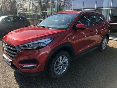 begagnad Hyundai Tucson 1.6 M6 Active