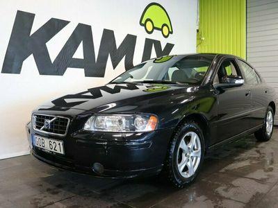 begagnad Volvo S60 2.4 Aut. Skinn. SoV. Kam bytt. fullservad.140hk
