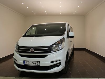 begagnad Fiat Talento Kombi 1.6 Ecojet EURO6 NAVI B-KAMERA LÅGMIL