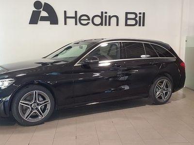 begagnad Mercedes C200 C BenzKombi Amg Drag 2020, Kombi 382 900 kr