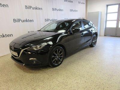 begagnad Mazda 3 2.0 165 Hk VISION R