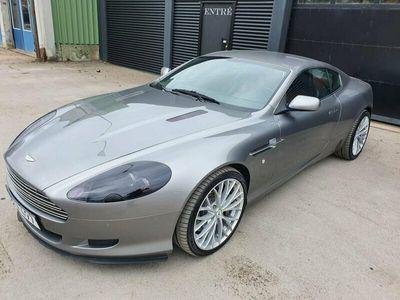 begagnad Aston Martin DB9