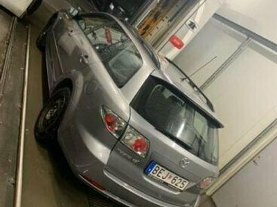begagnad Mazda 6 KOMBI 2.3 SPORT,