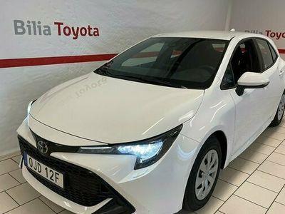 begagnad Toyota Corolla Verso Corolla 1.2T 5-D MANUELL BENSIN 2019, Kombi Pris 159 900 kr