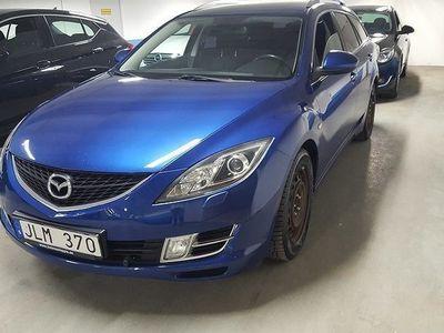 begagnad Mazda 6 SportsWagon 2.0 140hk