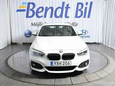 begagnad BMW 118 d xDrive M Sport 1 ägare Premium Selection 2018, Halvkombi Pris 189 500 kr