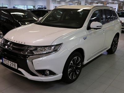 begagnad Mitsubishi Outlander P-HEV 2,0 Laddhybrid 4WD Business