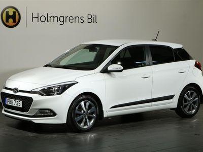 begagnad Hyundai i20 1.2 M5 Holmgrens EditionPlus