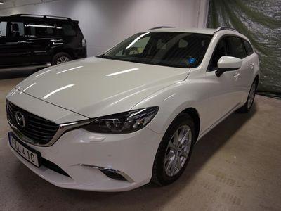 begagnad Mazda 6 WAGON 2,0 165HK 6A VISION