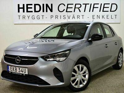 begagnad Opel Corsa Edition 1,2T 100hk AUT