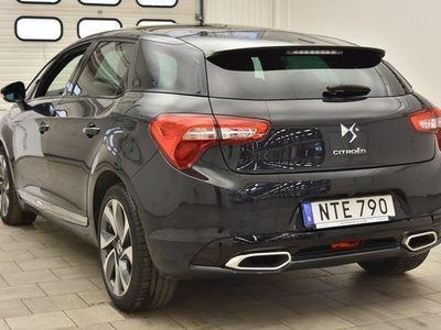 begagnad Citroën DS5 2.0BlueHDi AUT NAVI SKINN 2015, Kombi 178 700 kr