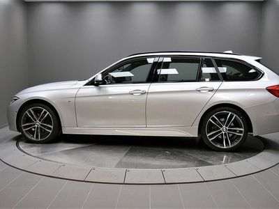 begagnad BMW 320 d xDrive Touring Innovation Edition,